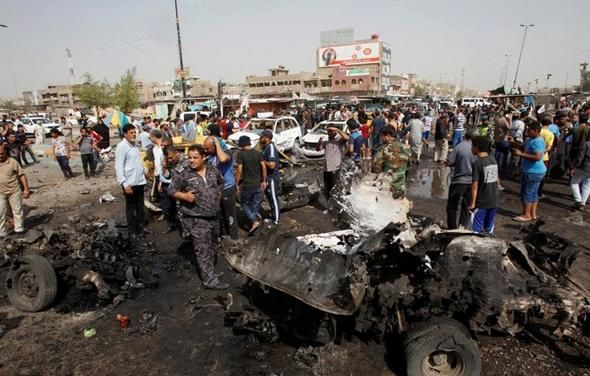 Terrorists killed, wounded 1,452 Iraqis in December 2016
