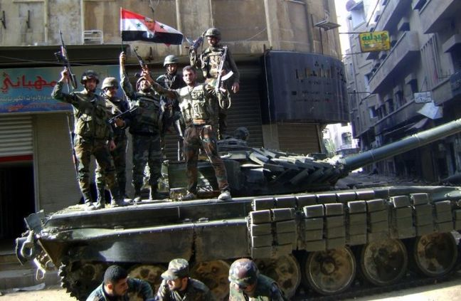 Syrian army in 'final stages' of Aleppo offensive