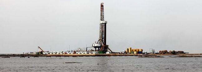 Khuzestan Oil Regions in Flood Zone