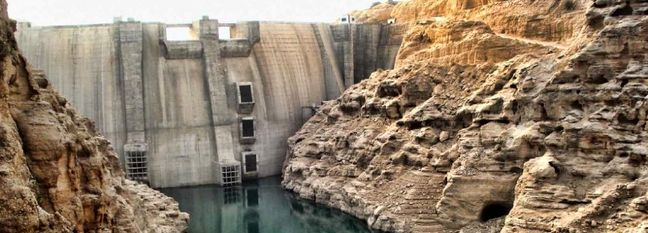 Dams to Help Store Surface Runoff in Bushehr