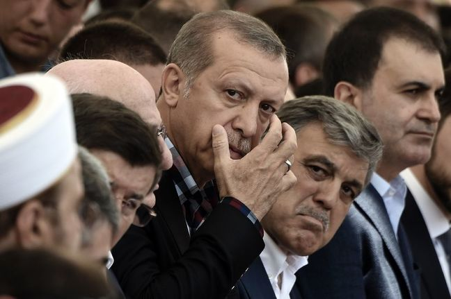 Erdogan's Putsch Purge Spreads Into Media, Energy, Finance