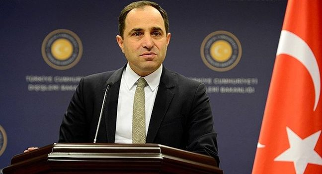 Turkey: US criticism over Syria operations unacceptable