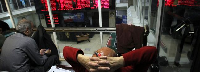 Iran: Stock Market Outperforms