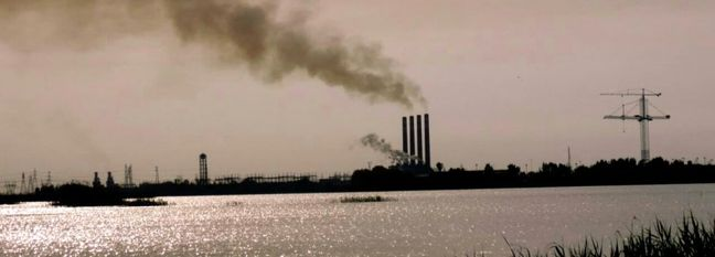 Gas Delivery to Power Plants Cut by Half
