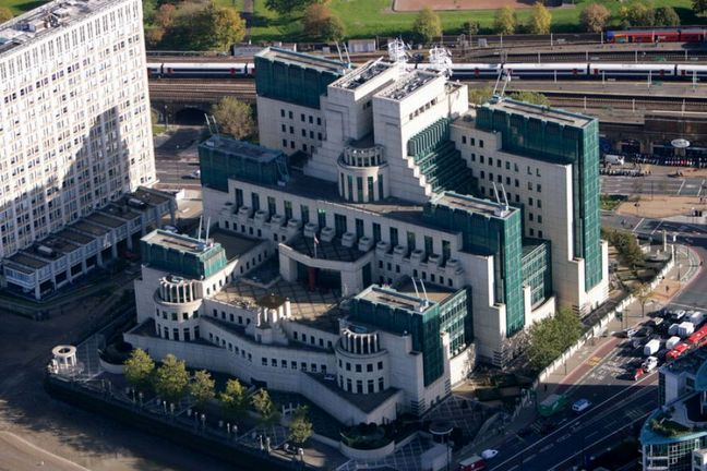 Britain's MI6 intelligence agency to get 40 percent more spies: BBC says