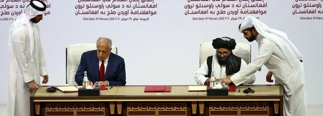 US, Taliban Sign Peace Deal