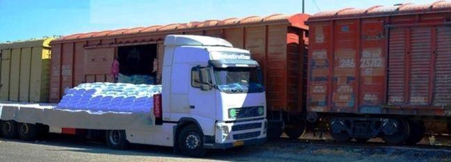 Sarakhs Exports via Railroad Rise 90% in H1
