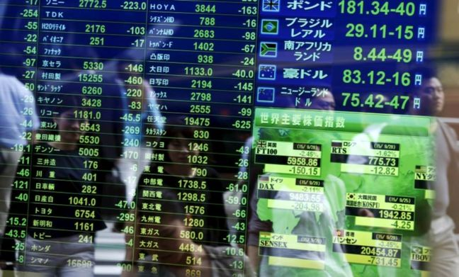 Asian stocks slip on profit-taking; oil falls