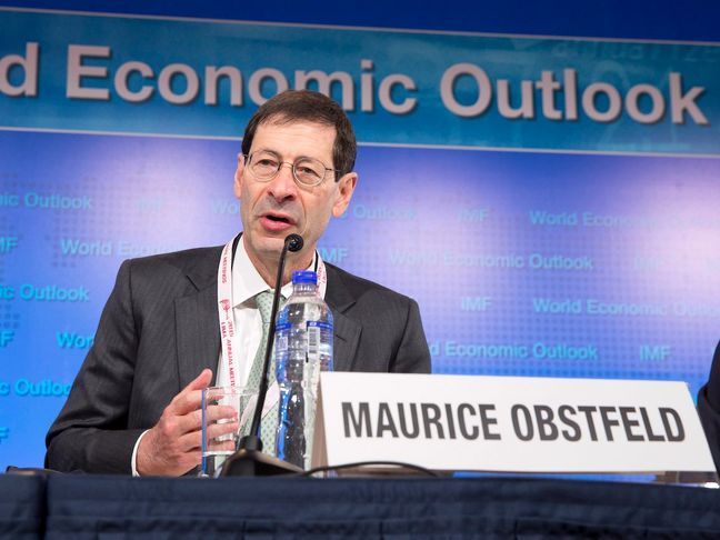 IMF chief economist sees no danger of U.S. economy overheating