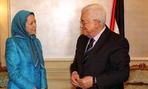 Iran parliamentary official: Abbas-Rajavi meeting 'unfortunate' for Palestinians