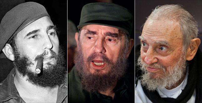 Cubans salsa into Fidel Castro's 90th birthday