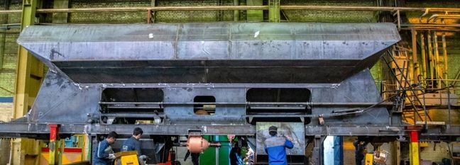 Wagon Pars Marches Ahead in Supplying Iran's Rolling Stock