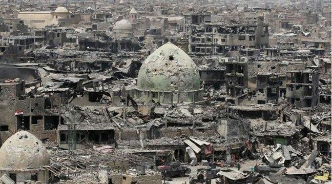 Iraqi Government Declares Mosul Liberated From Islamic State