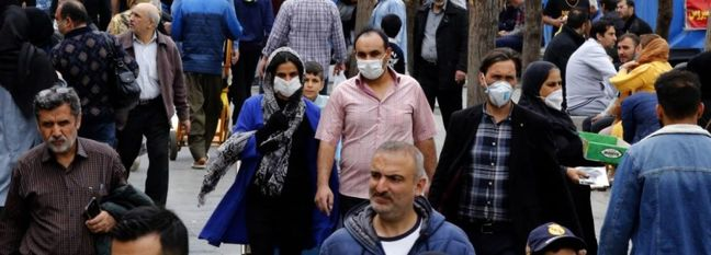Iran Covid-19 Tally: 210,000 Infections, 10,000 Deaths