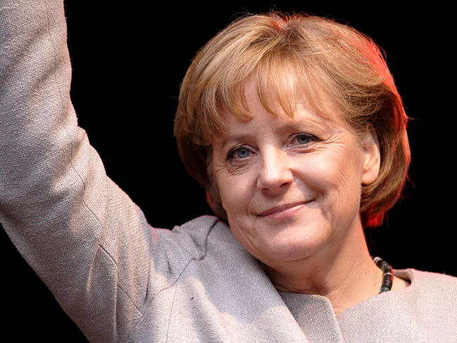 Merkel Faces Party Critics as Plan for New Coalition Takes Shape