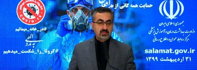 Iran's Daily Covid-19 Cases Soar