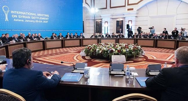 Moscow, Tehran, Ankara preparing for 6th Astana talks: Russia
