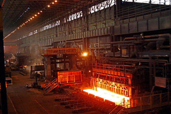 Iran Steel Output Surges