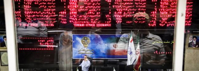Tehran Stocks Edge Higher