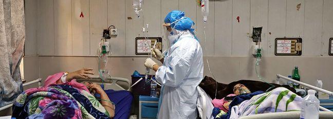Iran: 203 Deaths Take Virus Toll Beyond 13,000