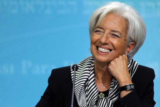 IMF's Lagarde Expects US, China Reach Trade Deal