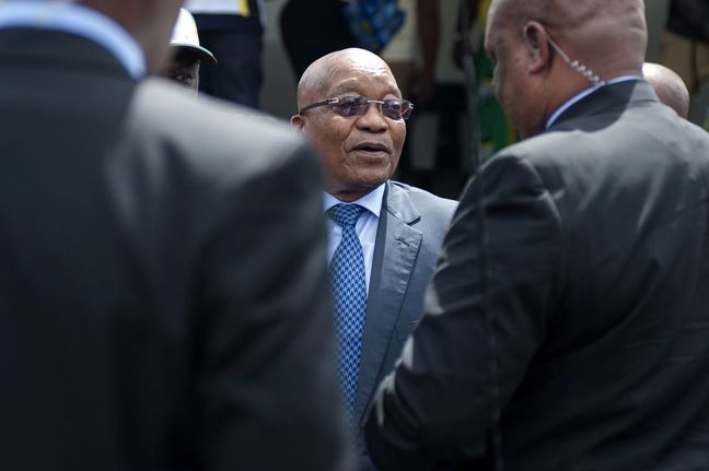 Zuma Faces Widening Backlash After South African Cabinet Purge