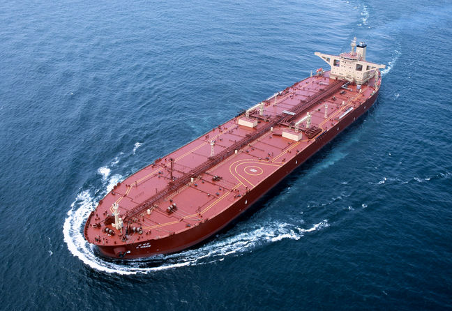 28% Rise in Iran's Kharg Island Tanker Traffic