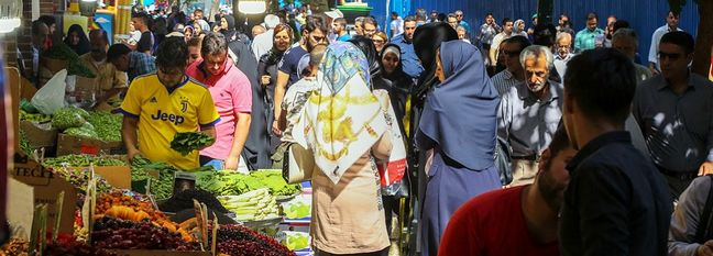 SCI's Provincial Survey on Latest Consumer Inflation in Iran