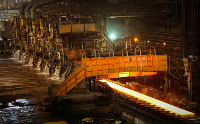 Iran Steel Exports Grow 10%