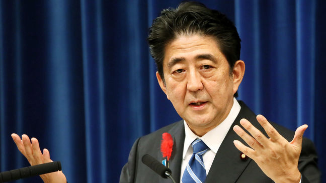 Abe's Biggest Rival to Run Japan May Come From His Own Party