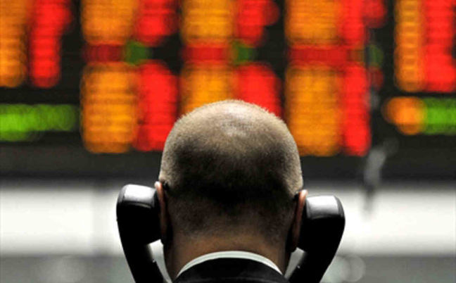 Aussie Stocks Drop, Taiwan Bucks Poor Apple Result