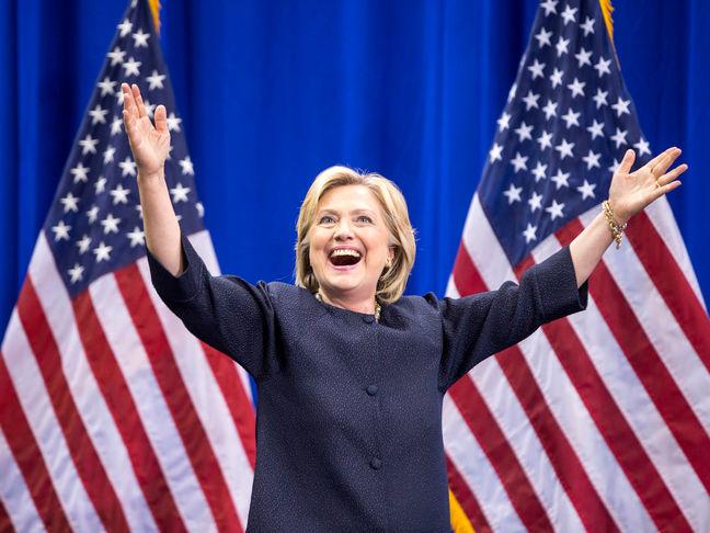 Make Hillary Likable Again: Democrats seek to recast Clinton