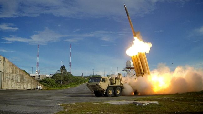 North Korea threatens 'physical response' against U.S. THAAD system deployment