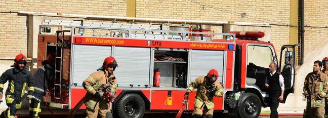 Tehran Fire Department Seeks Technological Assistance