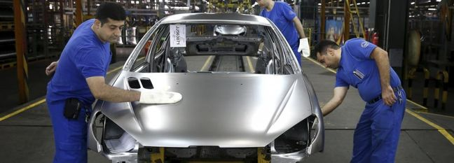 Auto Output Up 21% in 5 Months