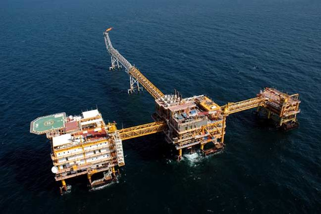 South Pars Gas Field Starts Exporting Crude Oil