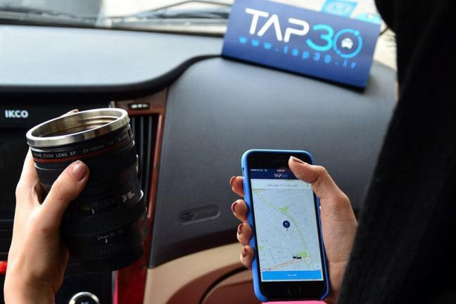Tap30 Banned in Mashhad