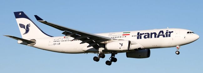 IranAir Resumes Flights to Stockholm, Gothenberg