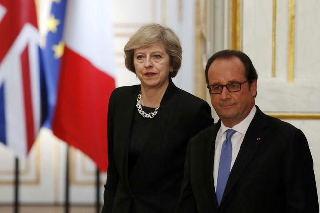 France Urges UK to Begin Brexit Soon