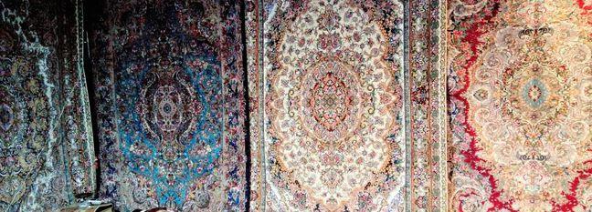 Drastic Decline in Handmade Carpet Exports