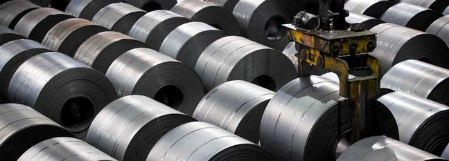 Iran Steel Production Rises 5.9% to Exceed 34 Million Tons