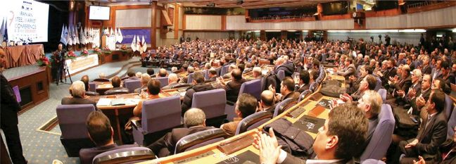 Iranian Steel Market Conference Gathers Hundreds in Tehran