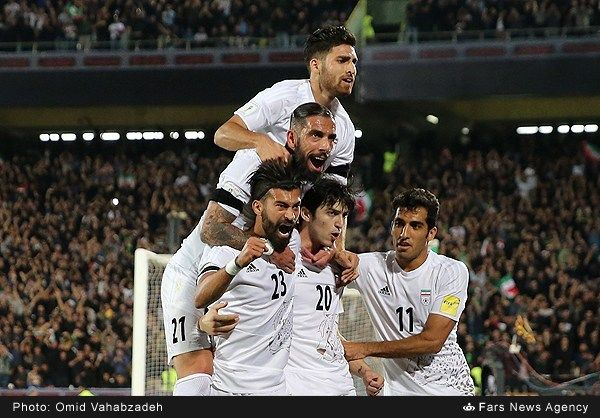 Iran defeats South Korea in World Cup qualifier