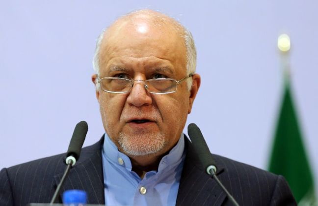 Iran Oil Minister Plays Down Total's Exit From Binding Gas Deal