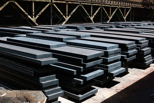 Exports by Iranian Steelmaking Heavyweights See 13% Growth