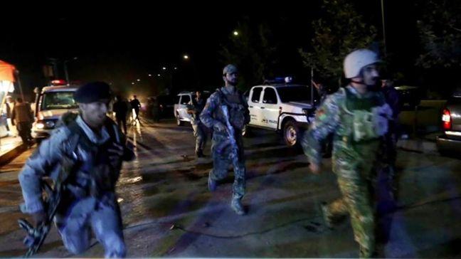 Gun, bomb attack on American University in Kabul kills 12: police