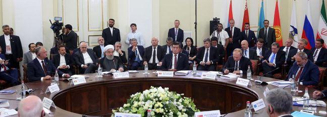 Iran Supports Cooperation Through Regional Alliances