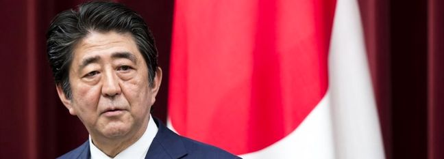 Abe to Make Every Effort to Ease Iran-US Row