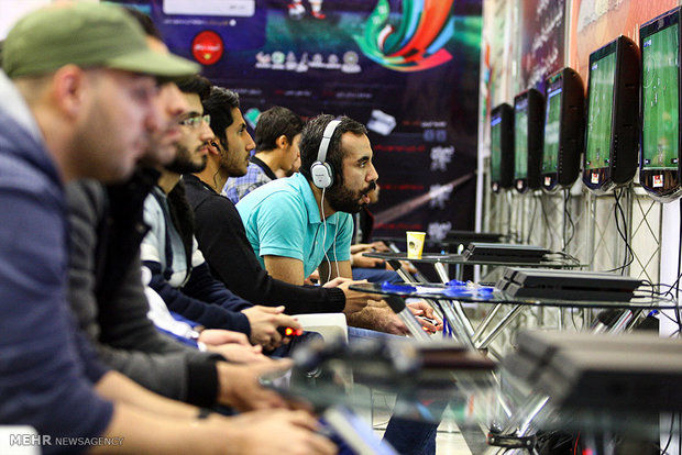 Iran's Share in Videogame Market Insignificant