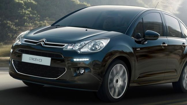 C3 the first SAIPA, Citroën joint product